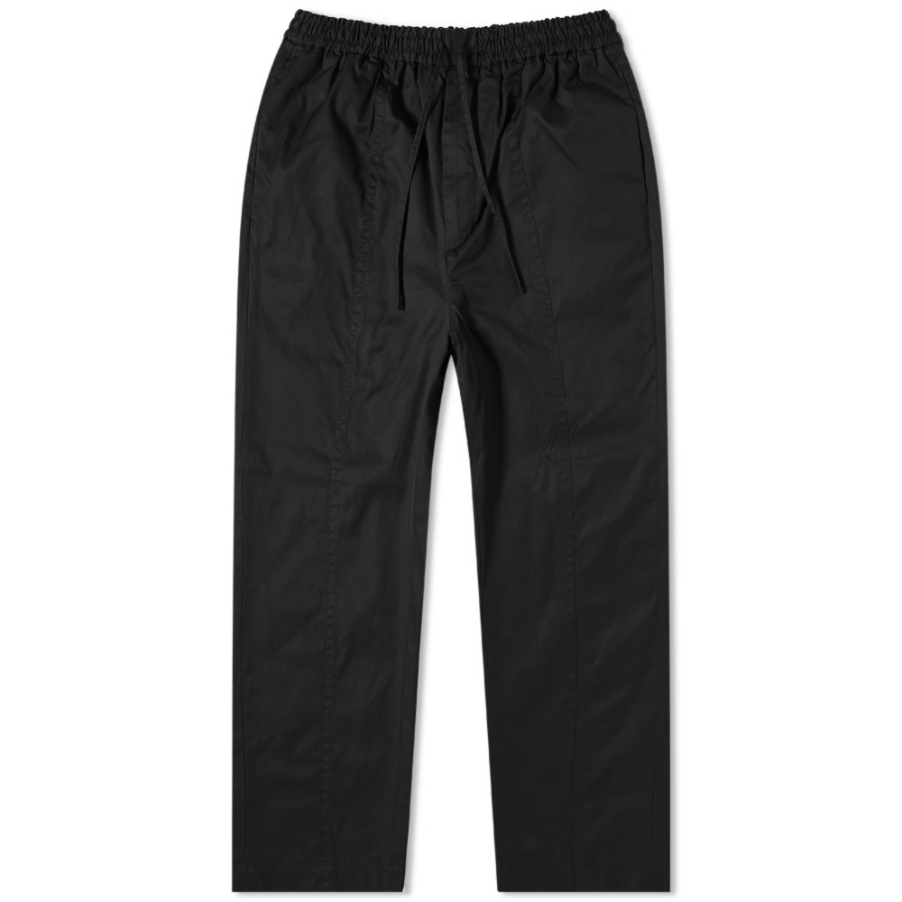 Photo: Jil Sander Cropped Cotton Drawstring Trouser