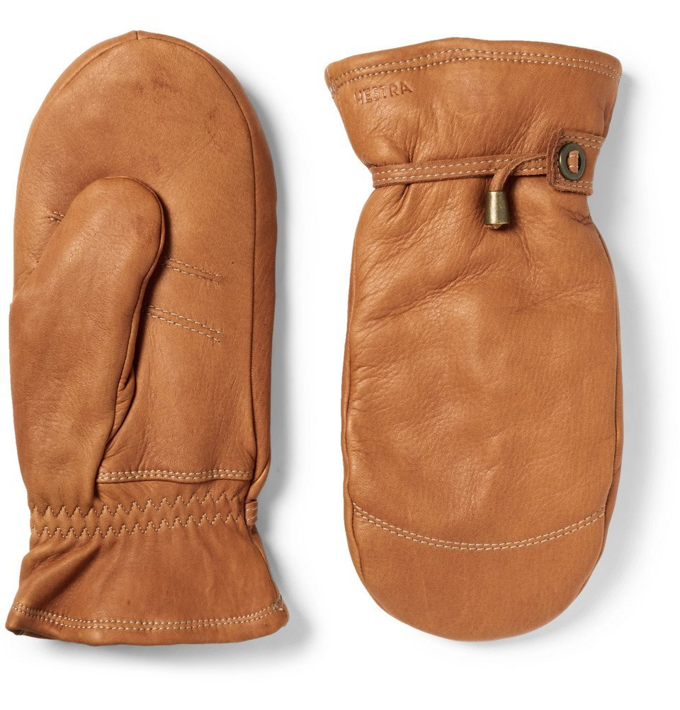 Photo: Hestra - Shearling Mittens - Men - Tan