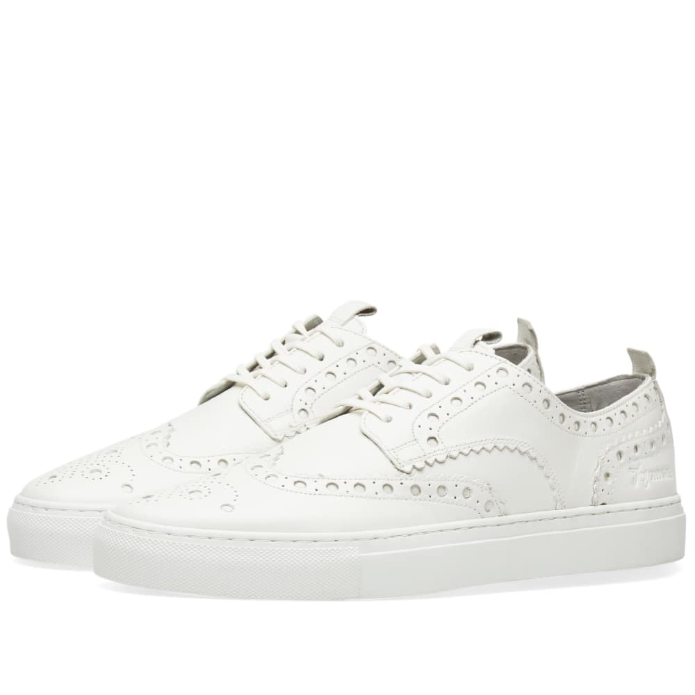 Photo: Grenson Sneaker 3 White