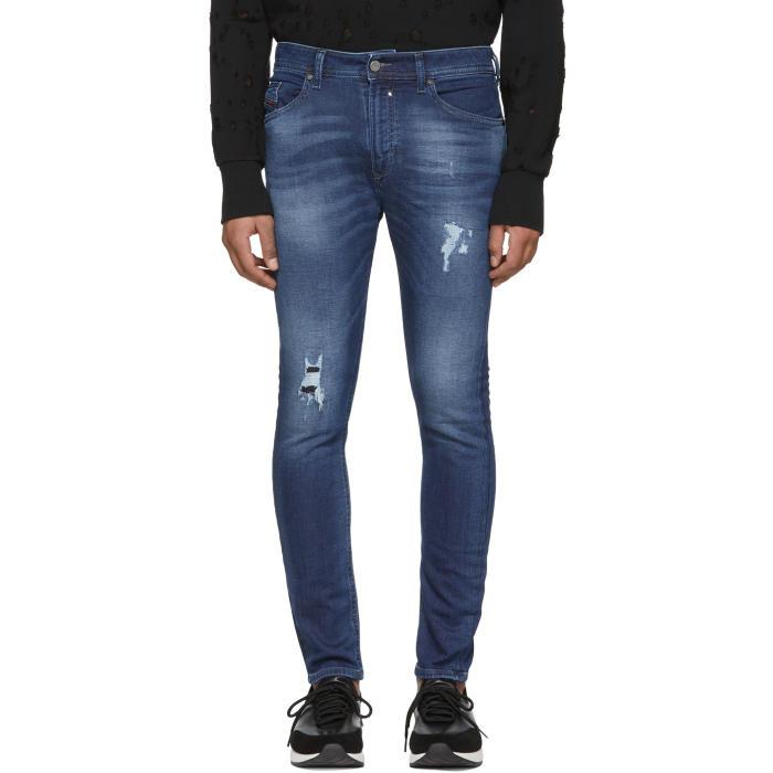 Photo: Diesel Blue Spender-NE Jogg Jeans