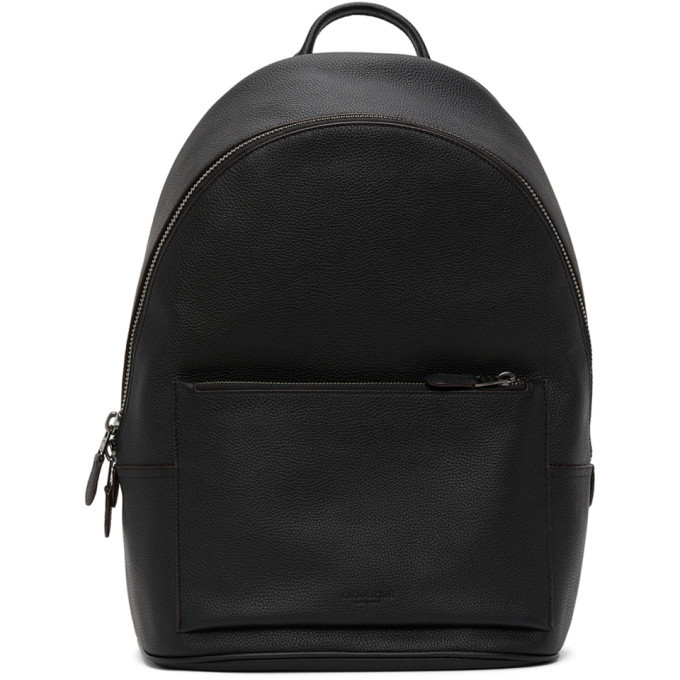 Photo: Coach 1941 Black Metropolitan Soft Backpack