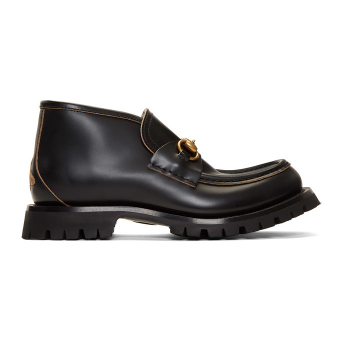 Photo: Gucci Black Django Boots