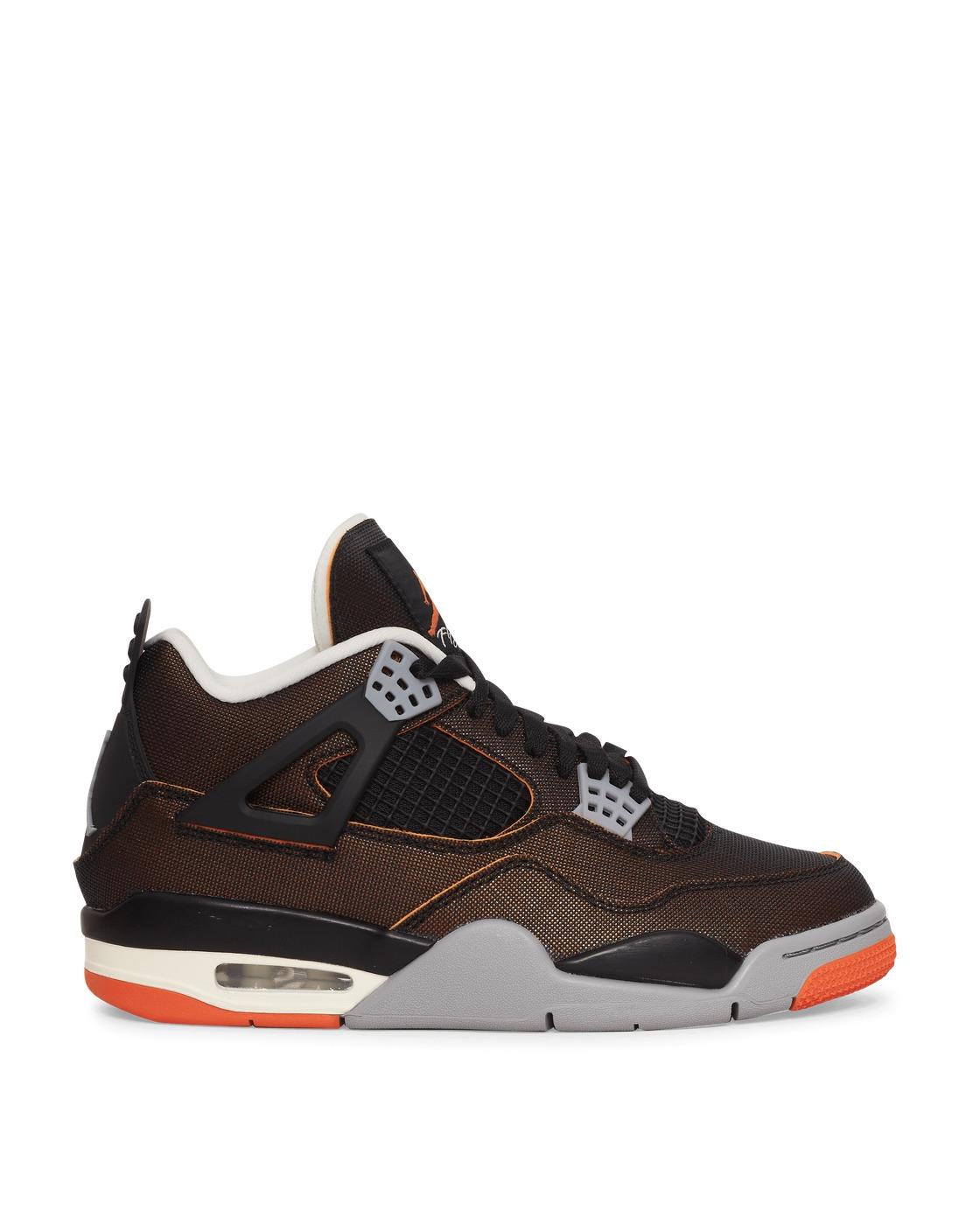 Nike Jordan Air Jordan 4 Retro Se Sneakers Sail/Black