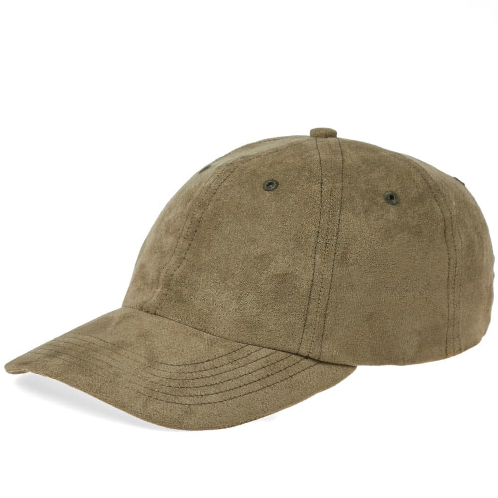 897d7fd2cf8 Norse Projects Fake Suede Sports Cap Green Norse Projects