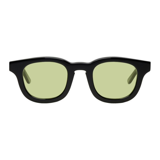 Photo: Thierry Lasry Black and Yellow Monopoly 101 Sunglasses