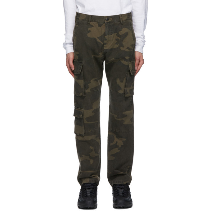Photo: John Elliott Brown Utility Cargo Pants