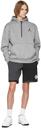 Nike Jordan Black & Grey Jumpman Classics Shorts