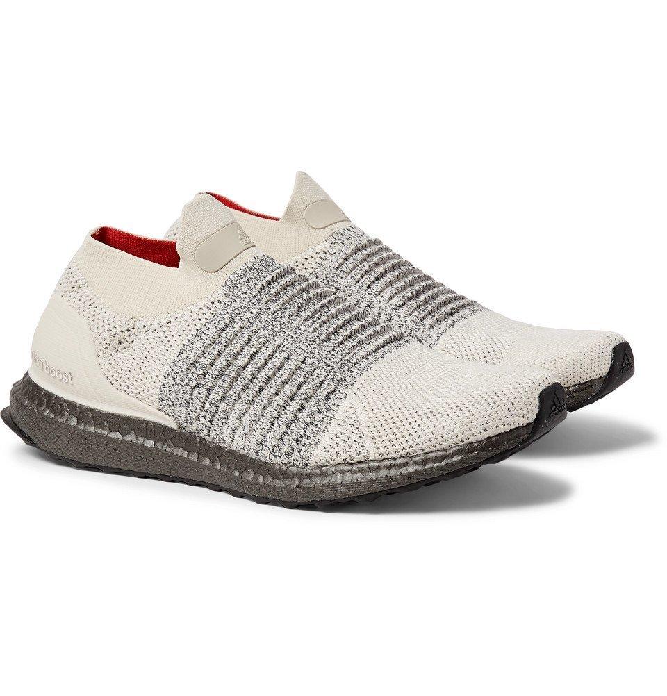 adidas Originals - UltraBOOST Primeknit Slip-On Sneakers - Men - Cream
