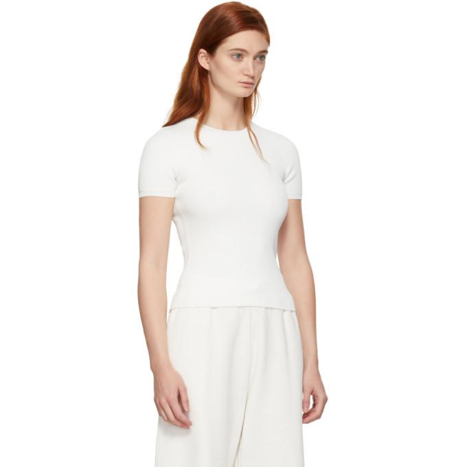 alexanderwang.t White Swim Bodycon T-Shirt