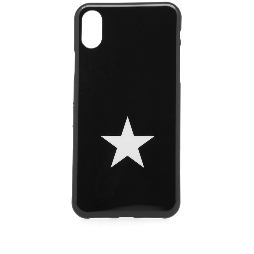 pretty nice efd08 88bde Givenchy White Star iPhone X Case