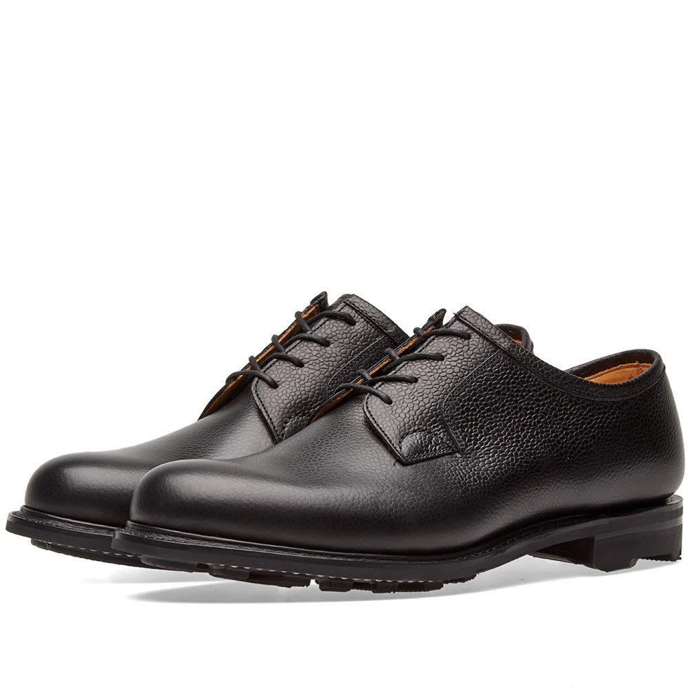Photo: Church's Newbridge Derby Shoe Black