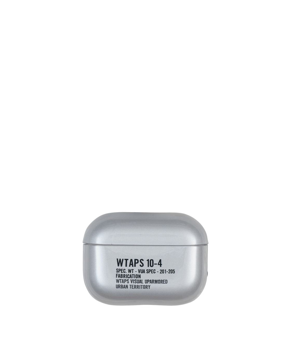 Photo: Wtaps 10 4 Airpods Pro Case Silver