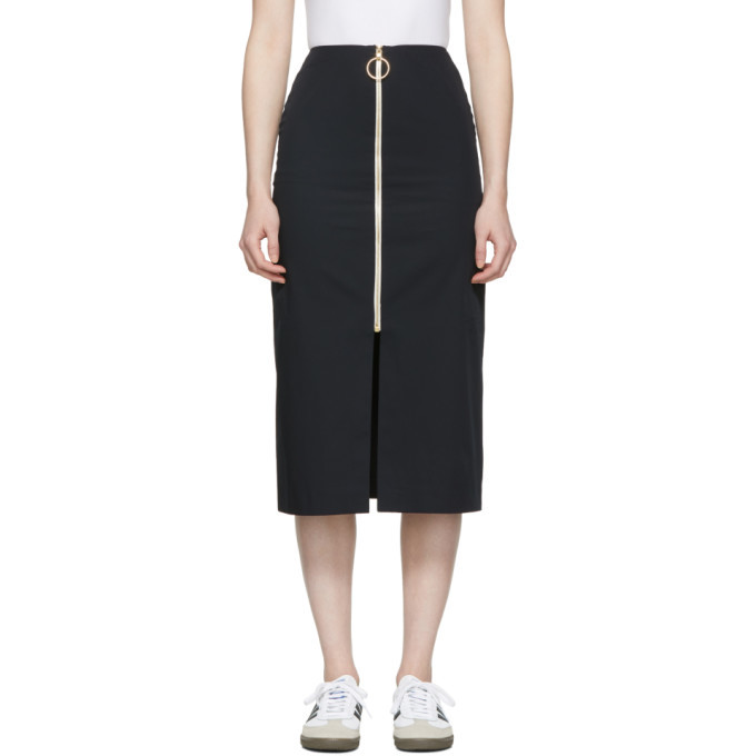 Brown Corduroy Janisse Front-Zip Skirt Harmony Supply Cheap Price IVO2AH1q
