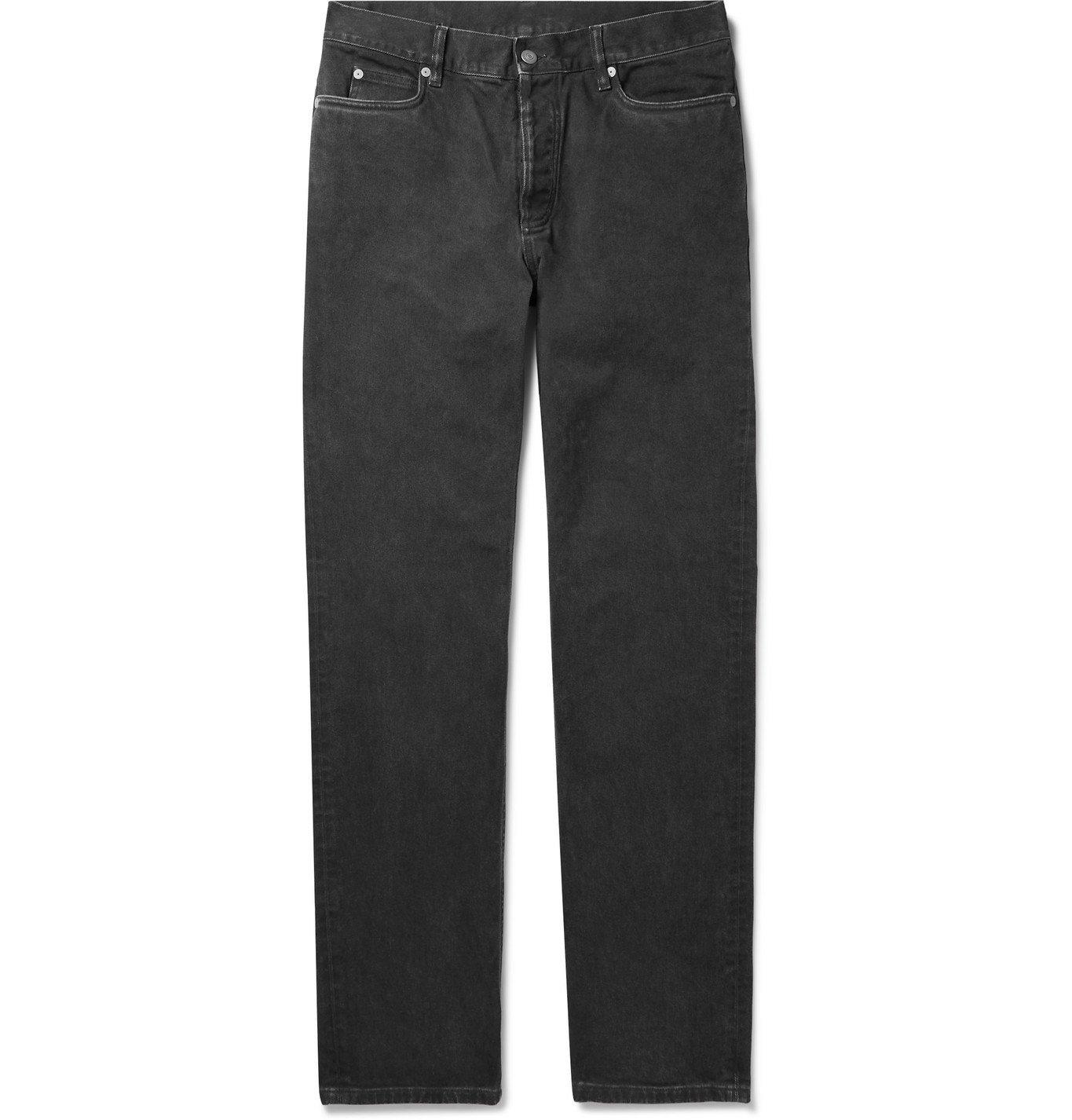 Photo: Maison Margiela - Denim Jeans - Gray