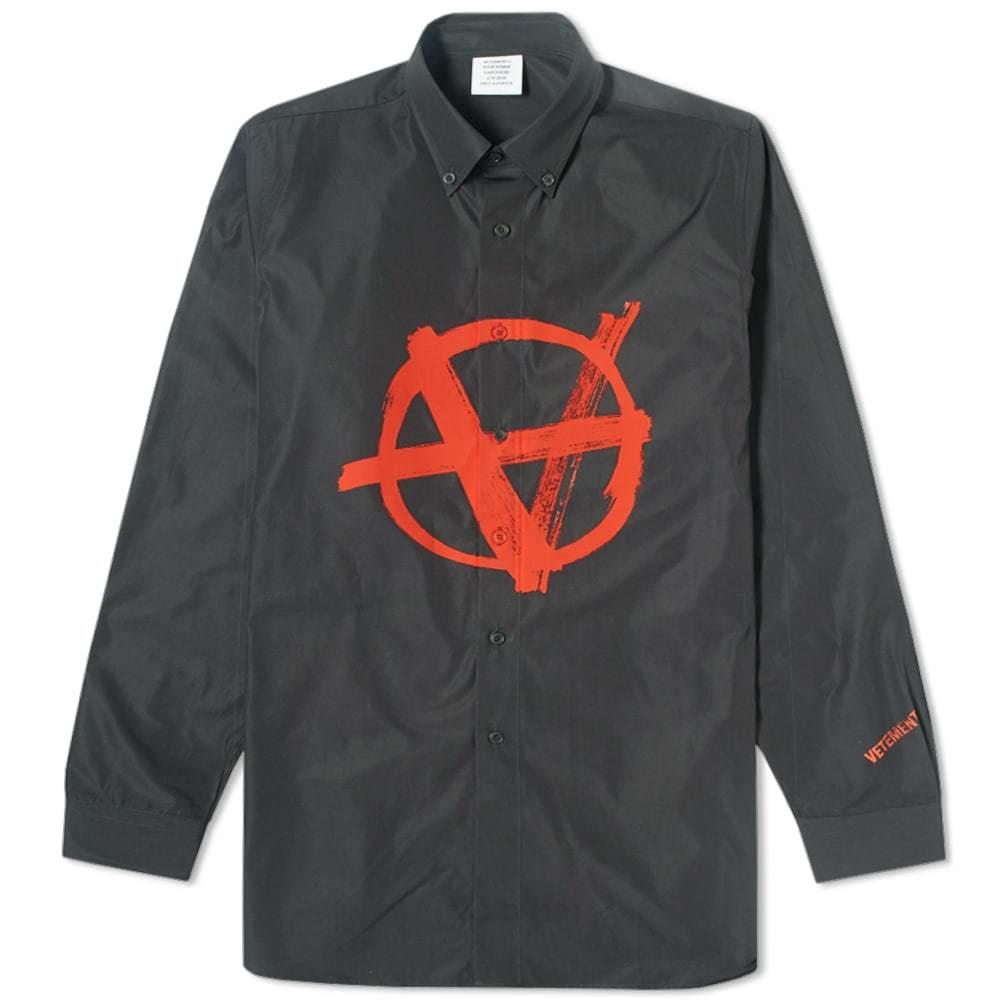 Photo: VETEMENTS Anarchy Shirt