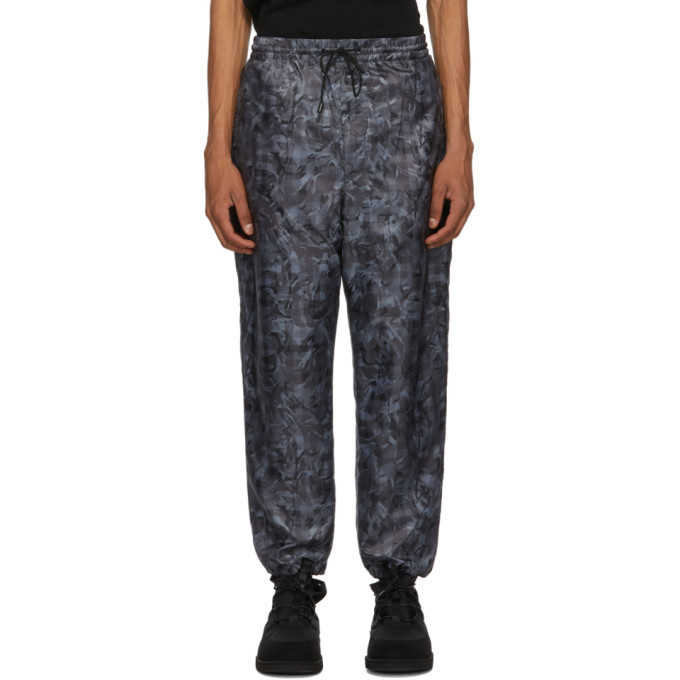Photo: Woolrich Grey North Hollywood Edition Camouflage Track Pants