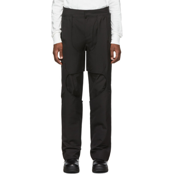 Photo: Post Archive Faction PAF Black 2.0 Center Trousers