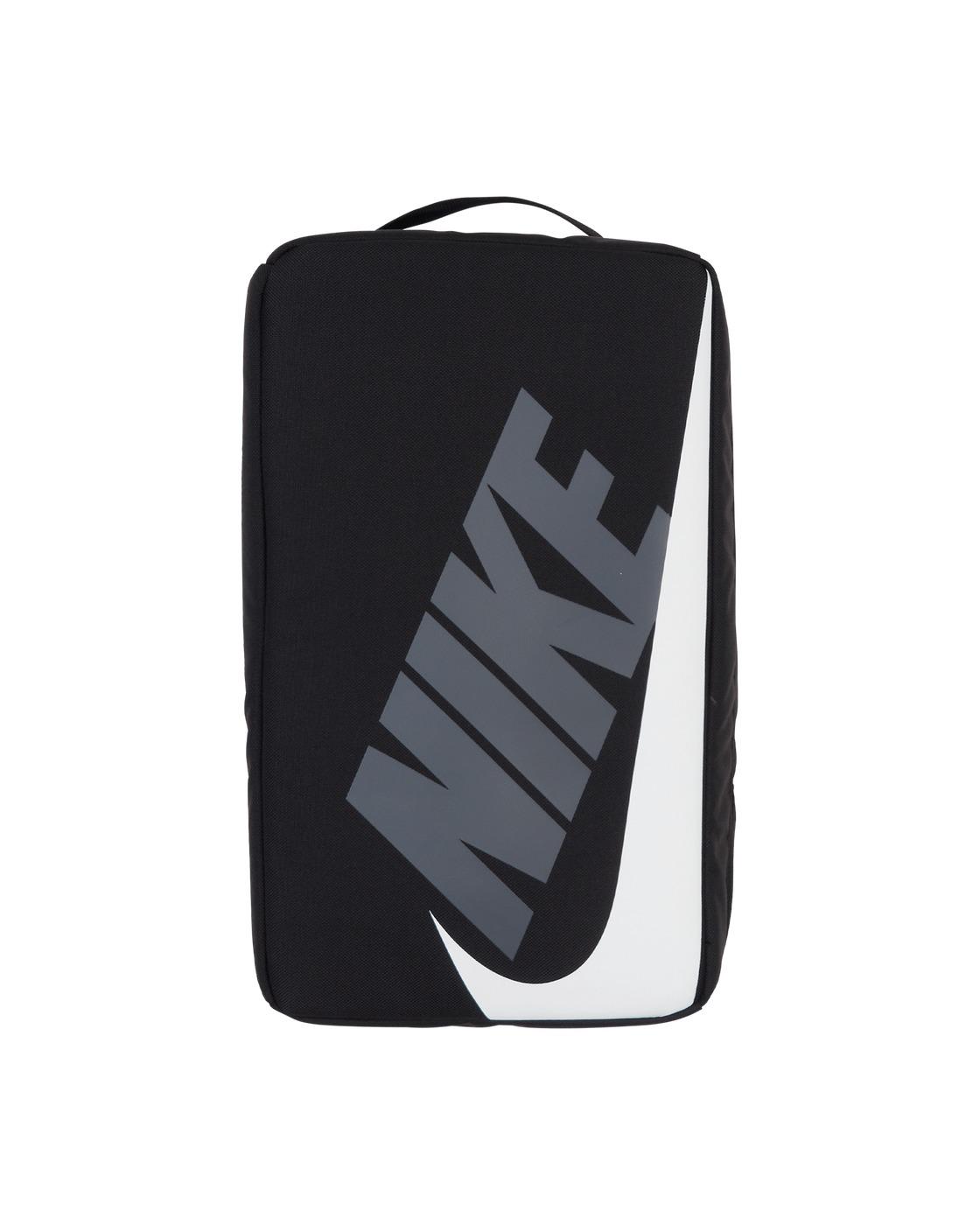 Photo: Nike Shoe Box   Air Black/Smoke Grey
