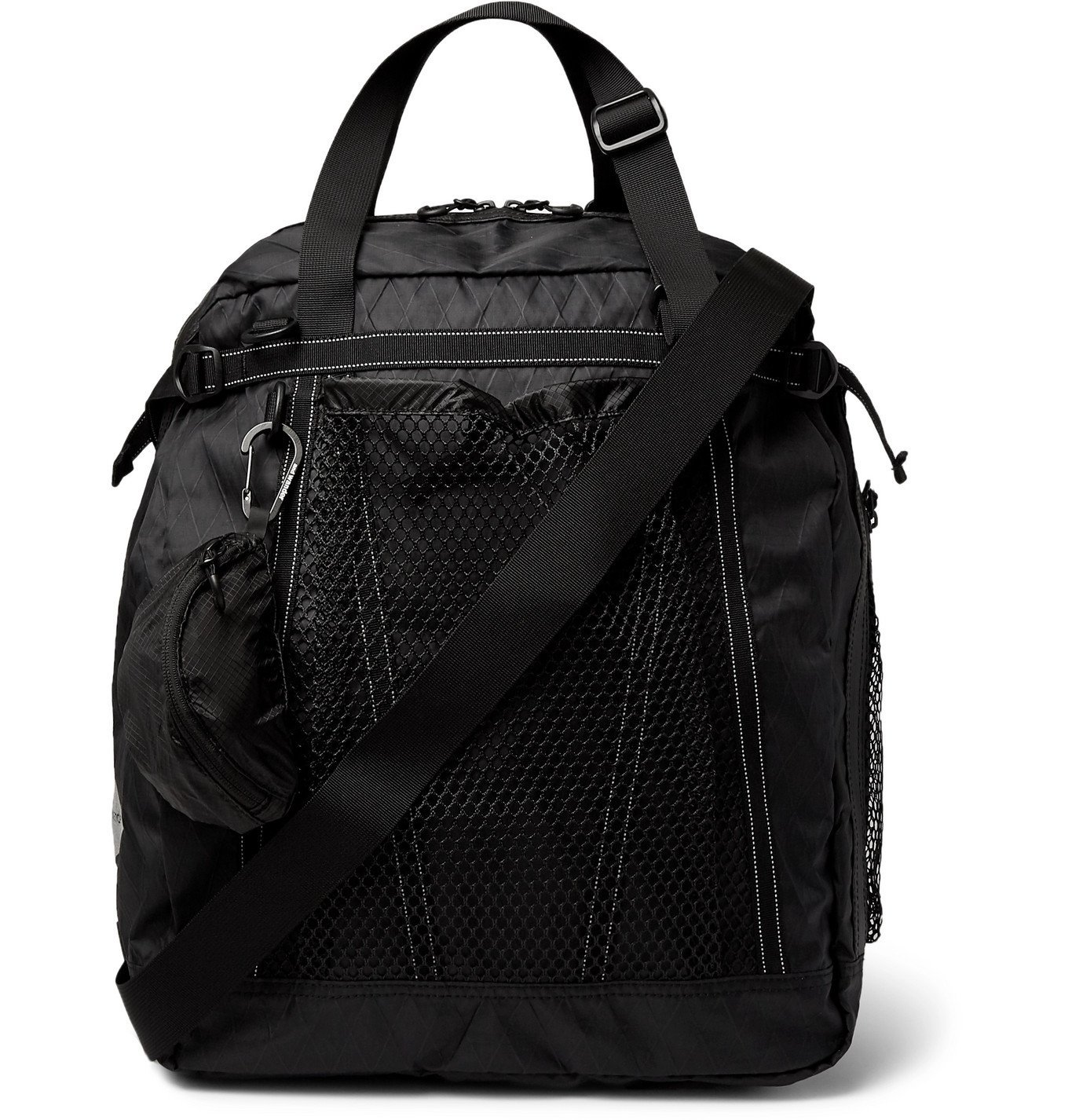 Photo: And Wander - Three-in-One X-Pac Tote Bag - Black