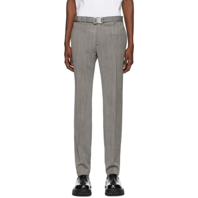 Photo: 1017 ALYX 9SM Grey Classic Trousers