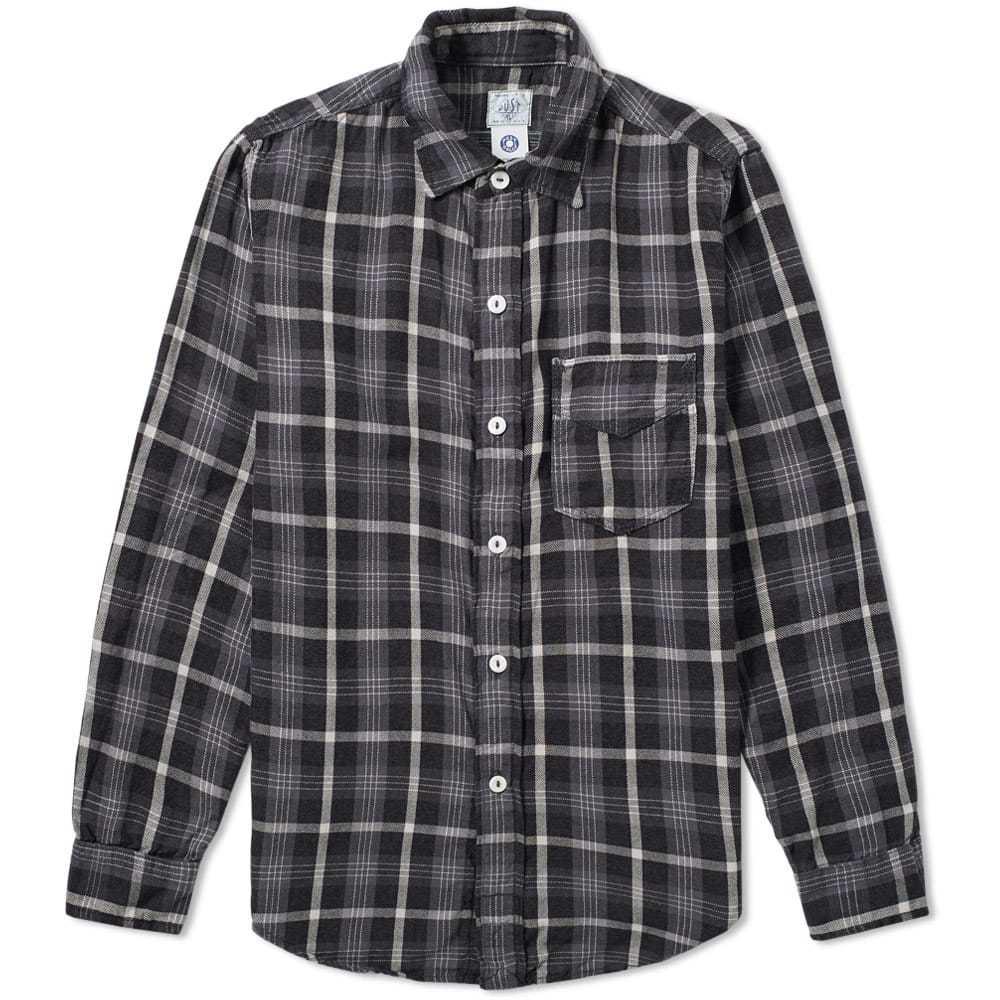 Photo: Post Overalls The Post 4 Shirt Grey