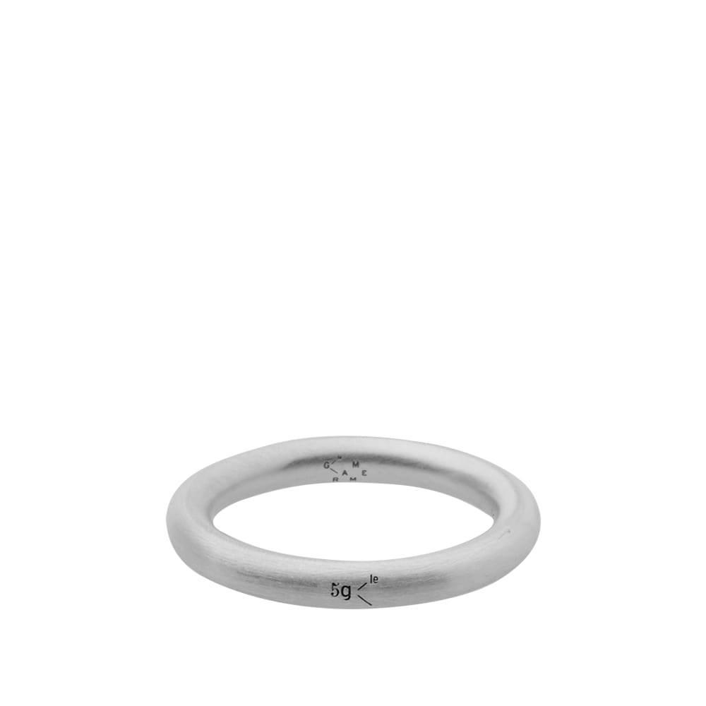 Photo: Le Gramme Brushed Bangle Ring