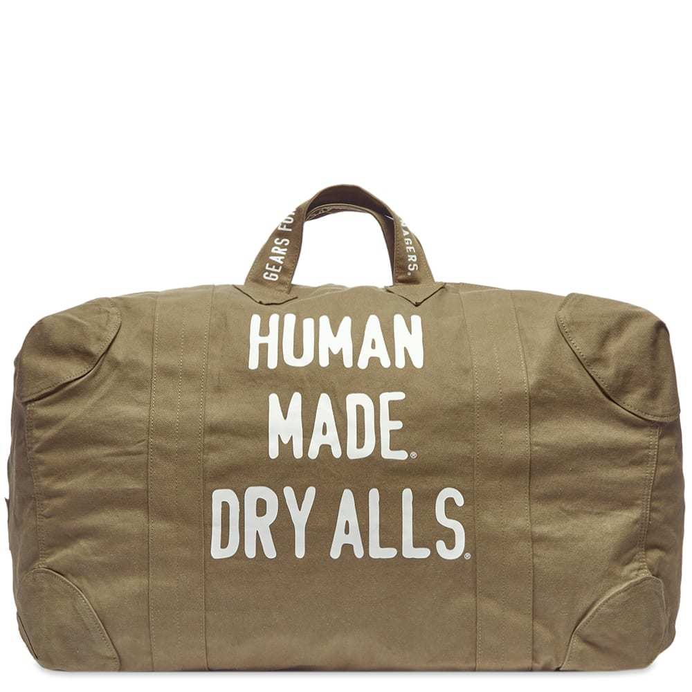 Photo: Human Made Officers Duffel Bag