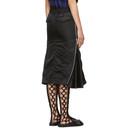 Sacai Black MA-1 Skirt