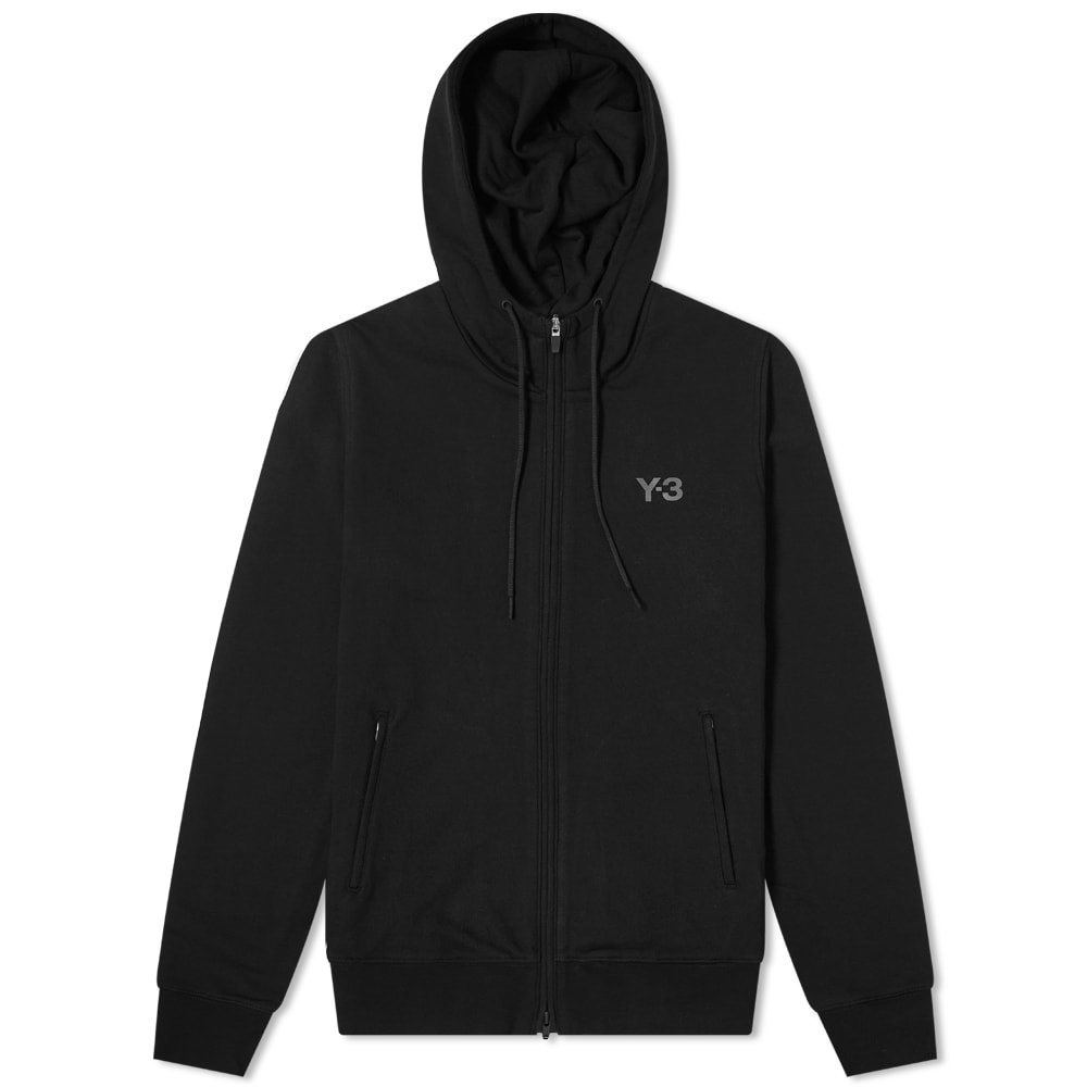 Photo: Y-3 Graphic Logo Zip Hoody