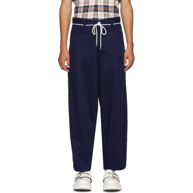 Photo: Goodfight Blue Florider Trousers
