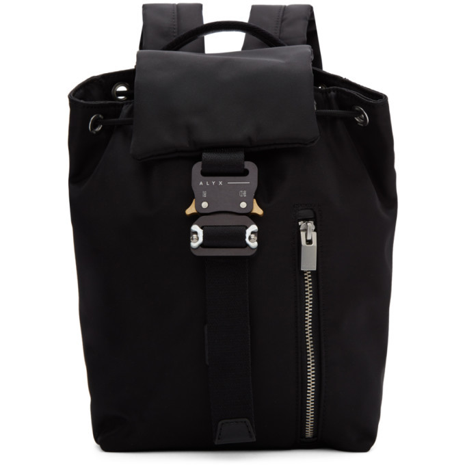 Photo: 1017 ALYX 9SM Black Baby X-Bag Backpack