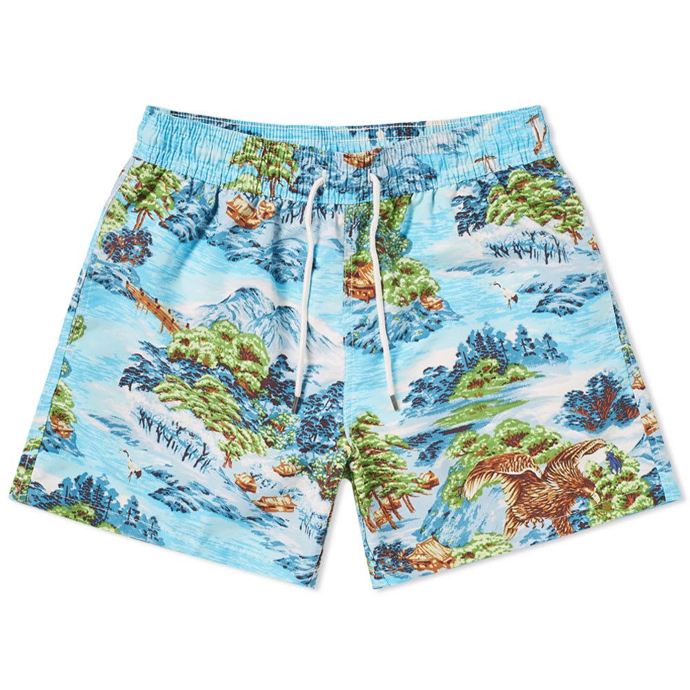 Photo: Polo Ralph Lauren Hawaiian Traveller Swim Short