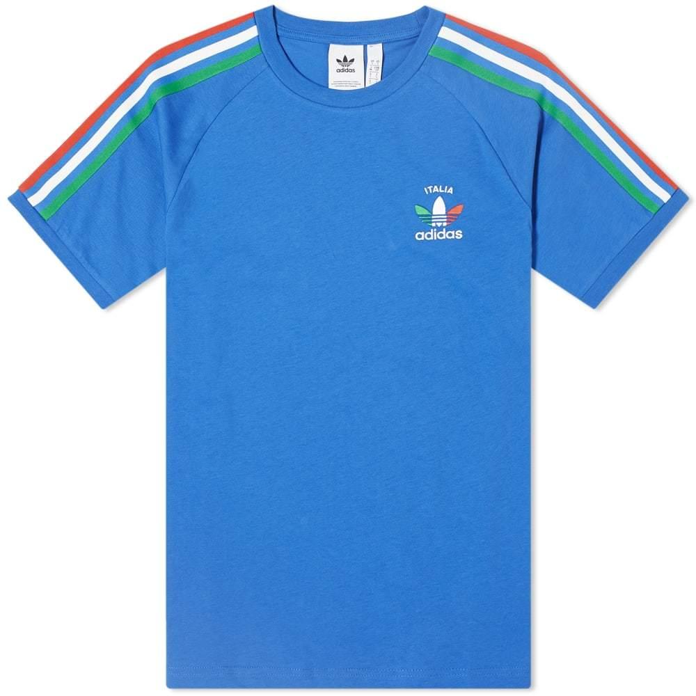Adidas 3-Stripe Tee 'Italia'