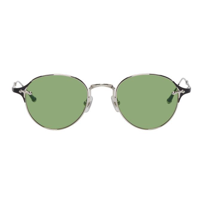 Photo: Matsuda Silver Titanium 2859H Sunglasses