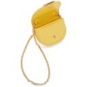 3.1 Phillip Lim Yellow Mini Alix Cardcase On Chain Bag