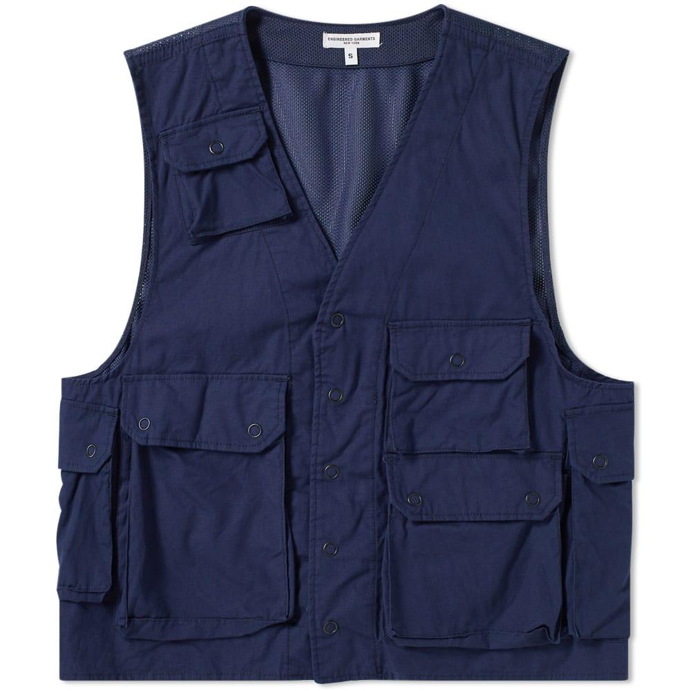 Photo: Engineered Garments C-1 Radio Vest