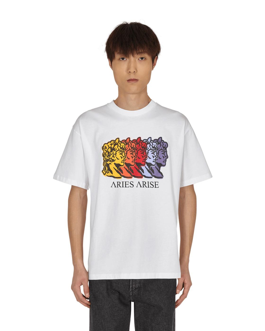 Photo: Aries Roman Head T Shirt