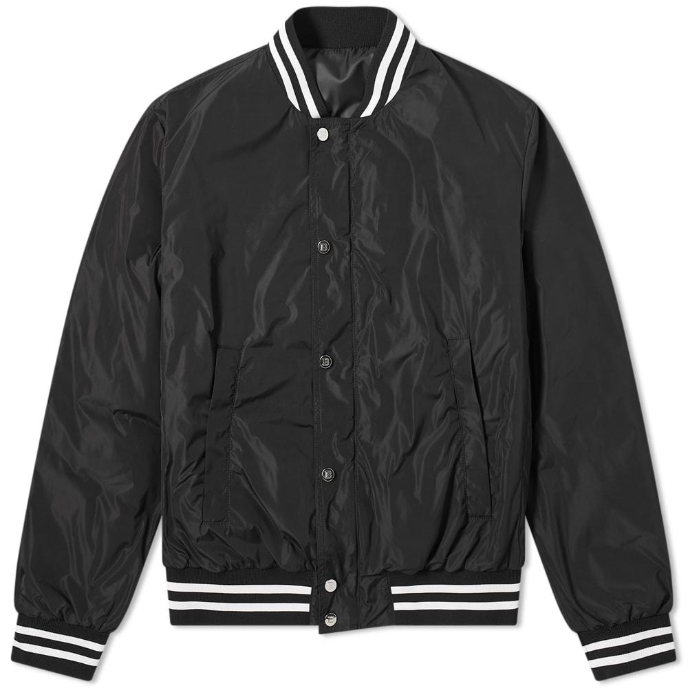 Photo: Balmain Varsity Bomber Jacket