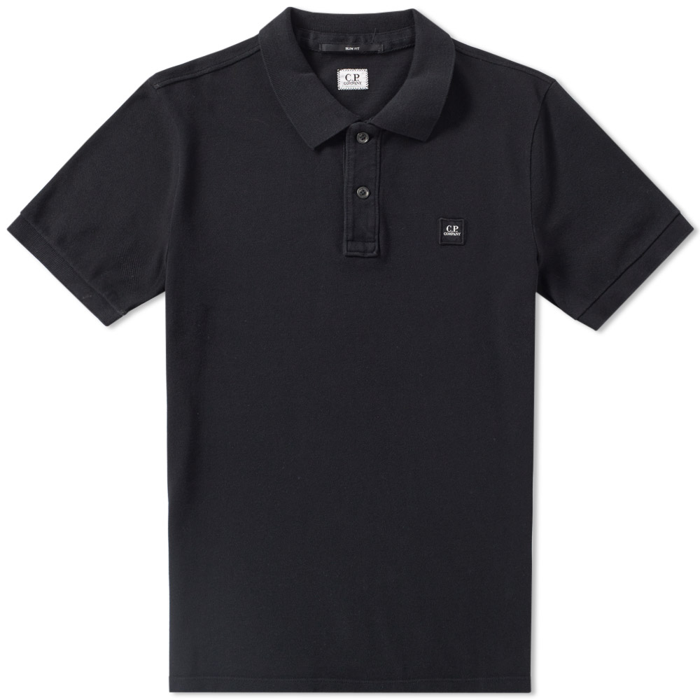 C.P. Company Patch Logo Polo