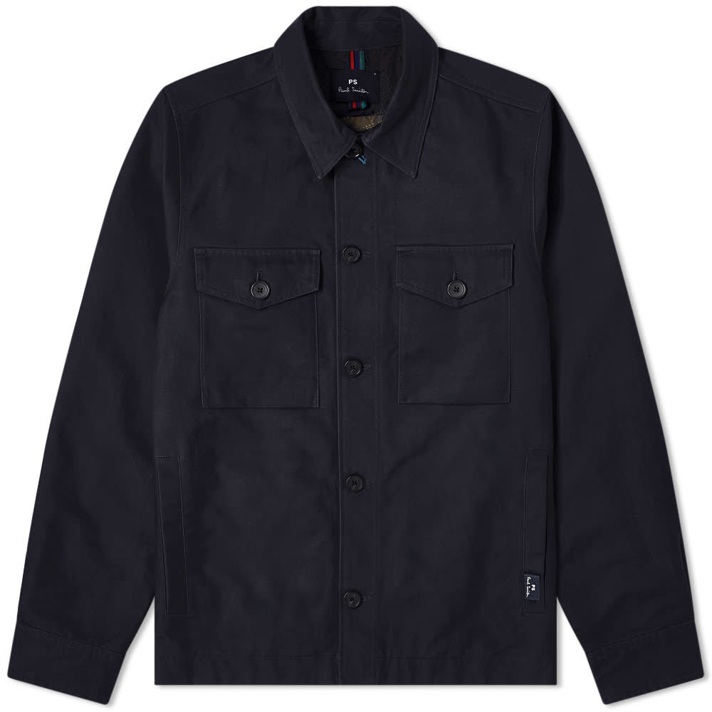 Photo: Paul Smith Military Chore Jacket