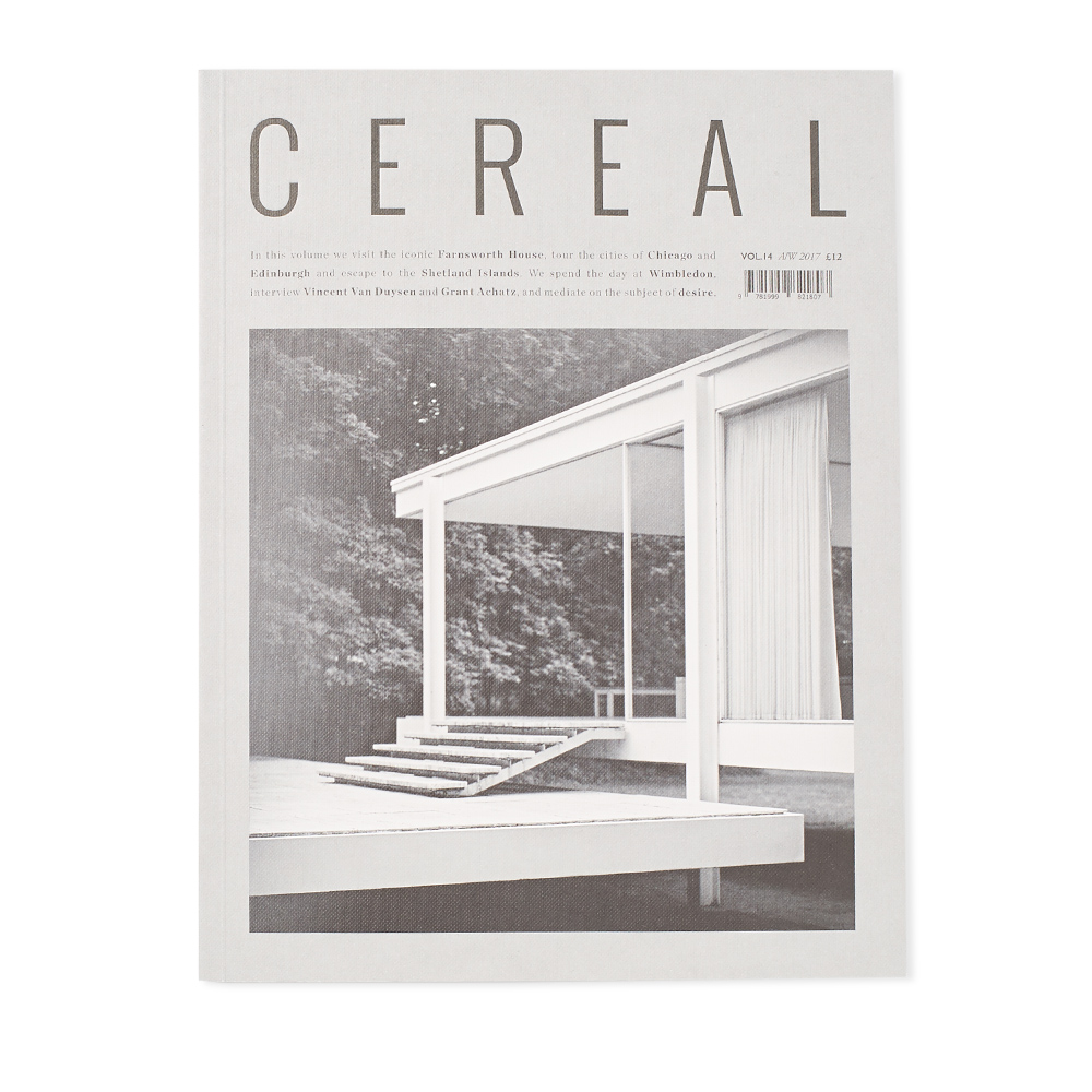 Photo: Cereal