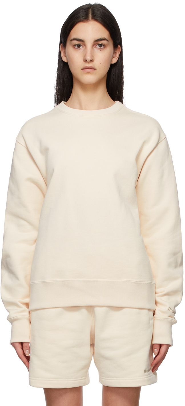 Photo: adidas Originals Off-White Basics Sweatshirt
