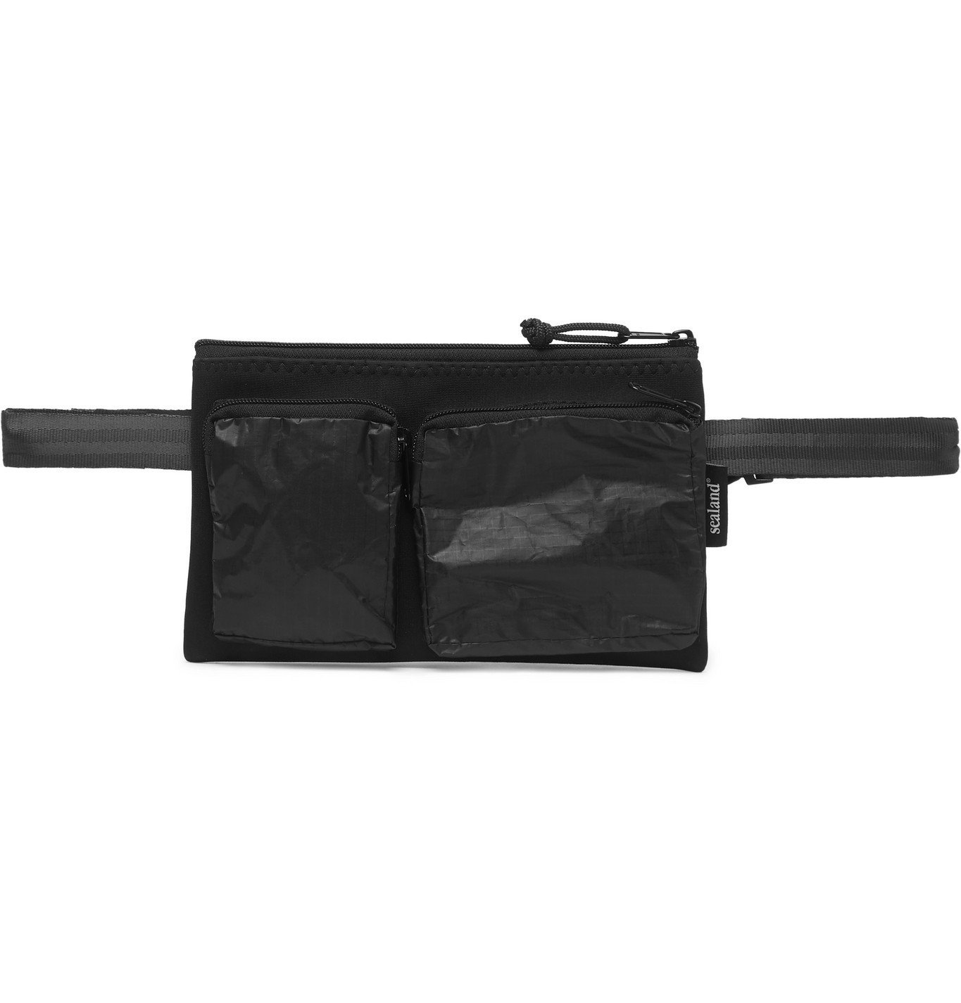 Photo: Sealand Gear - Grab Shell and Spinnaker Belt Bag - Black
