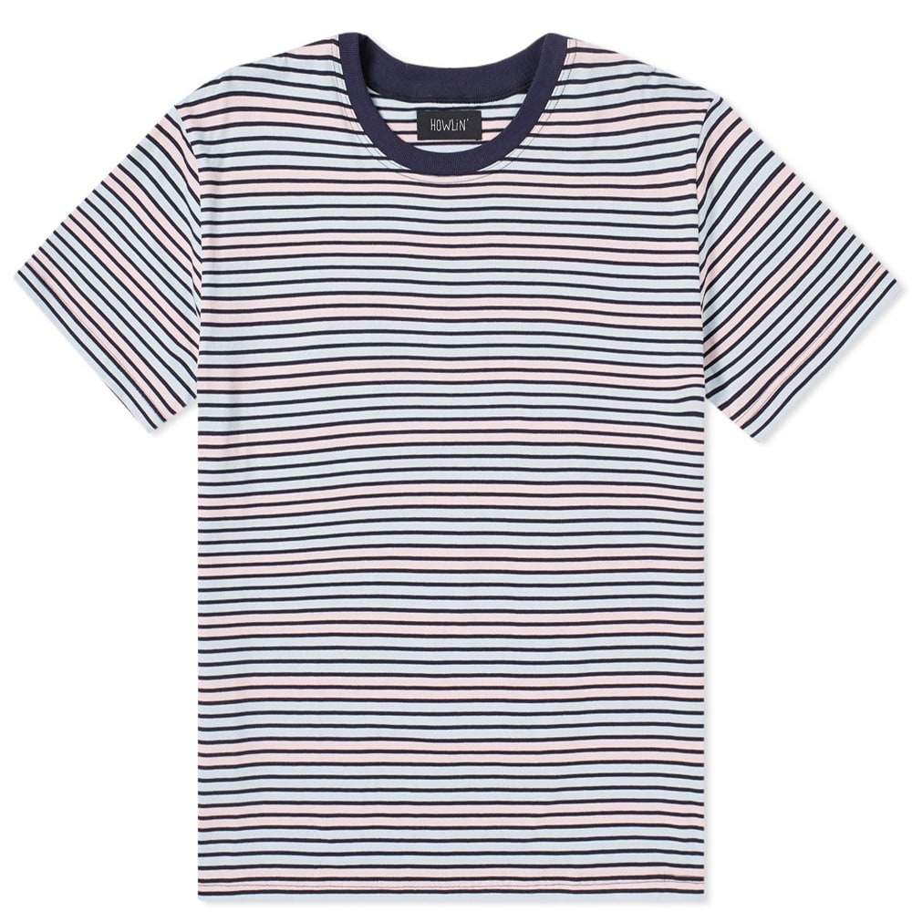 Photo: Howlin' Mambopolis Stripe Tee