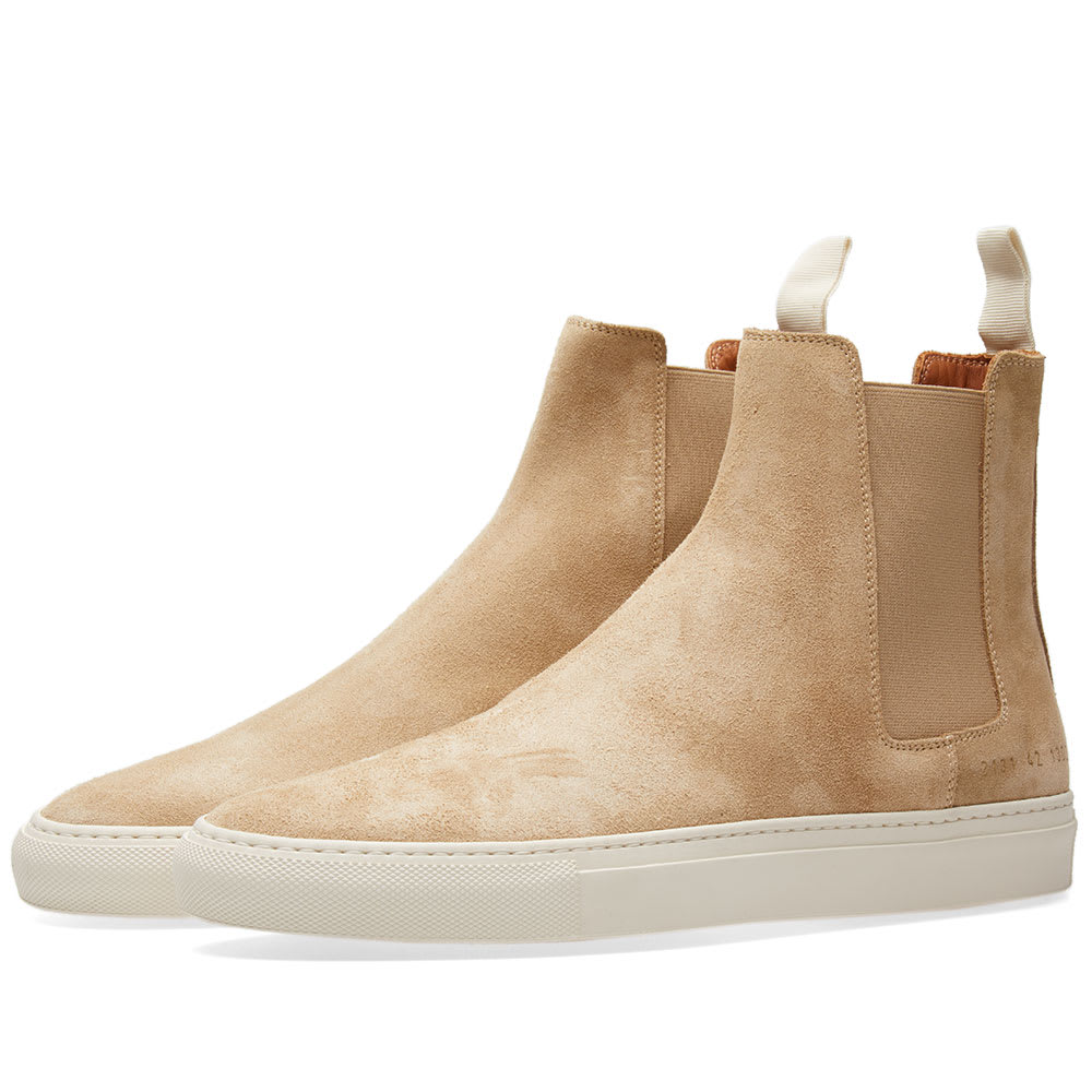 Photo: Common Projects Chelsea Rec Brown