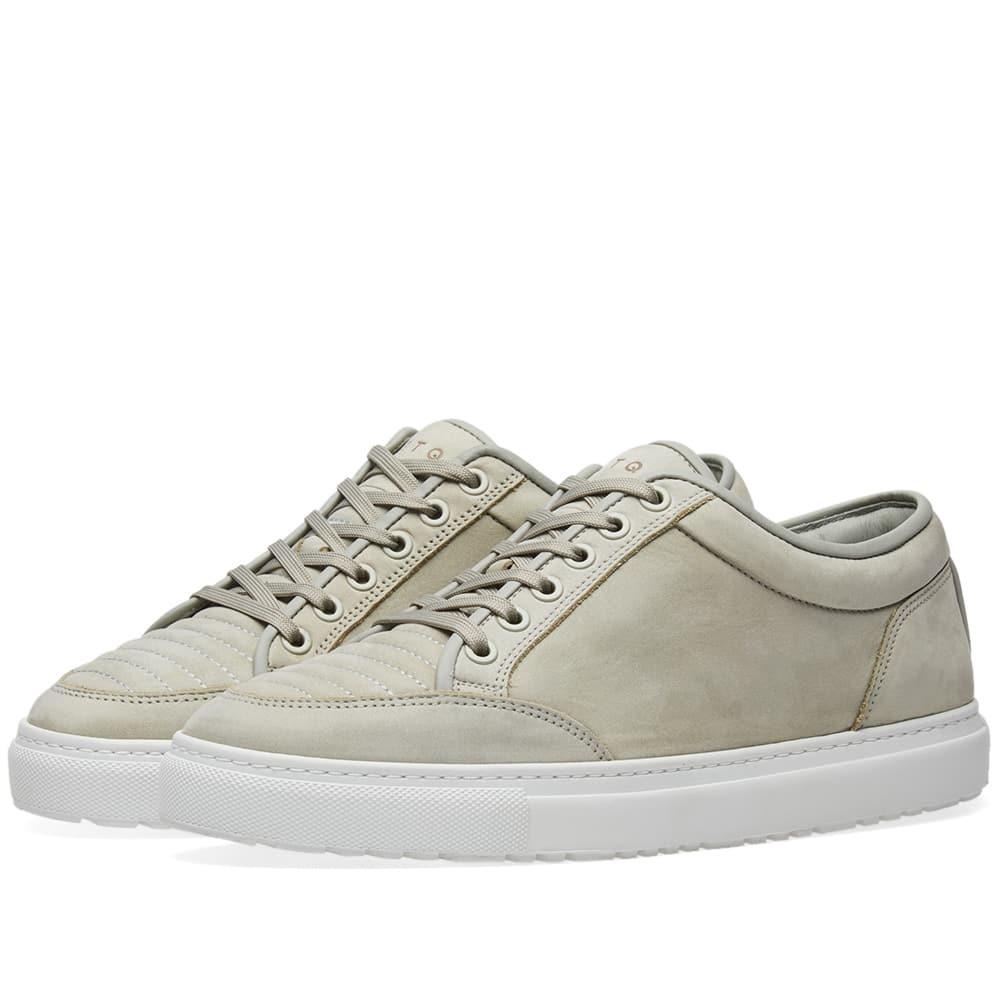 Photo: ETQ. Low Top 2 Sneaker Grey
