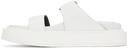 Giuseppe Zanotti White Nevada Sandals