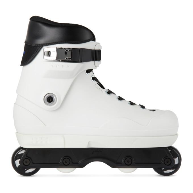 THEM SKATES Beige 909 Inline Skates Boots