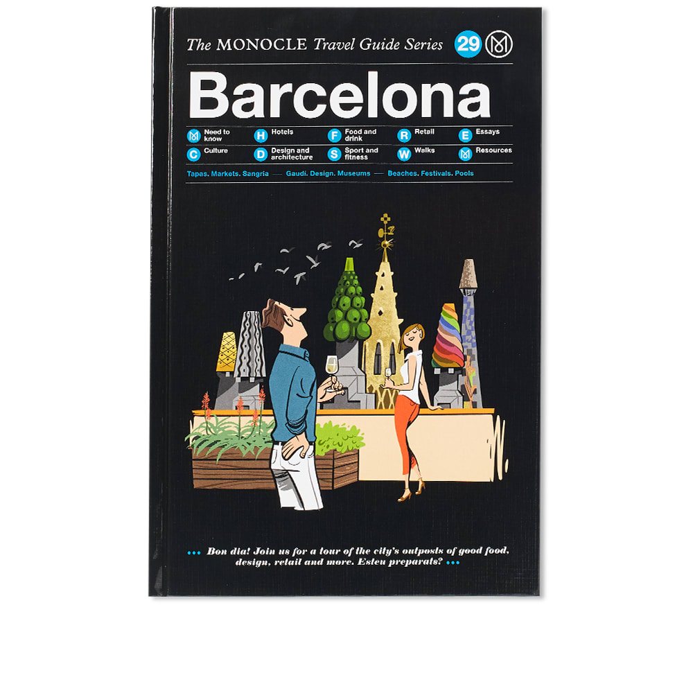 Photo: The Monocle Travel Guide: Barcelona