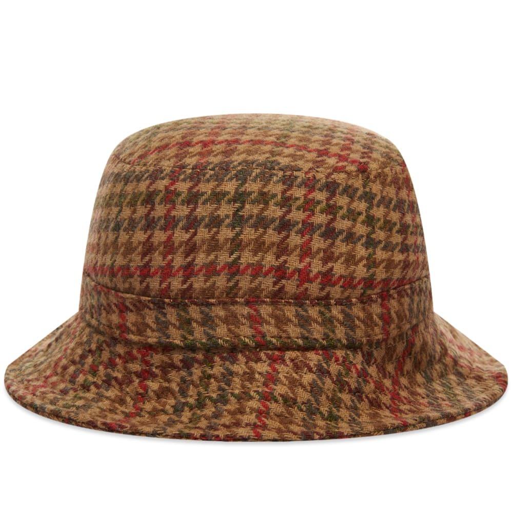 Photo: Corridor Herringbone Tweed Bucket Hat